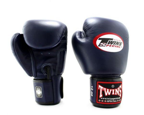 BGVL3 Navy Sparring Boxing Gloves