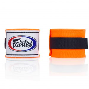 Fairtex Hand Wraps Orange-HW2