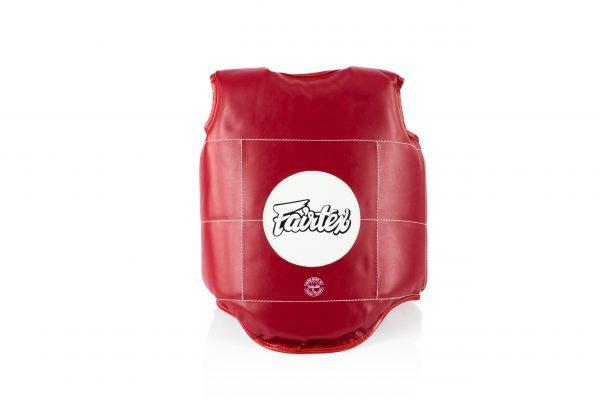 Fairtex-BPV1 Red Belly Pad