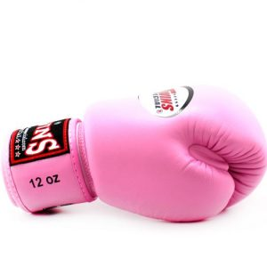 BGVL3 Pink Boxing Gloves by Twins