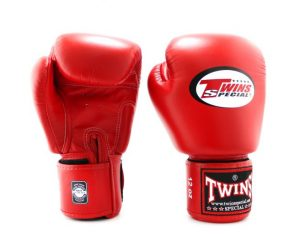 Twins BGVL-3 Red Boxing Gloves