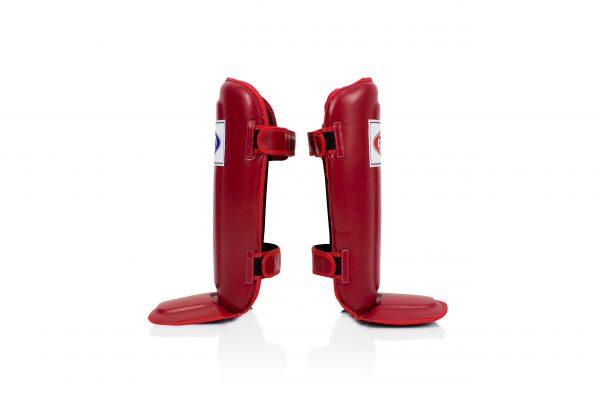 Shin Pads-SPE3 Red