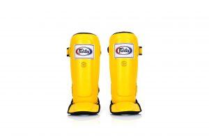 Shin Pads-SPE3 Yellow