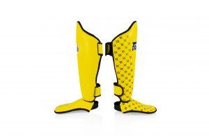Fairtex-Shin Pads Yellow-SPE5