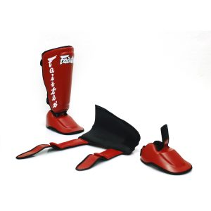 Fairtex Twisted Shin Pad-SP7
