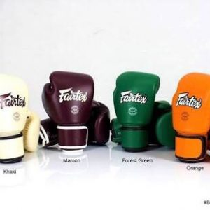 Fairtex BGV16 Compact Size Boxing Gloves