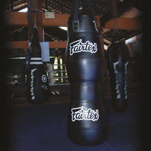 Fairtex TB1 Black