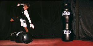 Fairtex-TB1 MMA Black