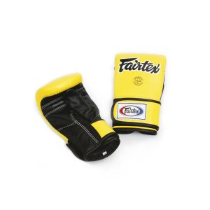 "Fairtex Muay Thai ""Best Cross-Trainer"" boxing and bag gloves - TGT7"