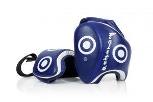 Fairtex Blue Thigh Pads-TP3