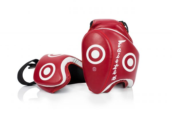 Thigh Pads-TP3 Red