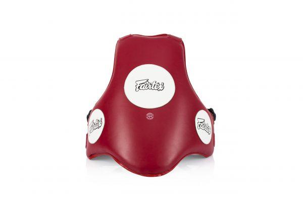 Fairtex-TV1 Red Trainer's Protective Vest
