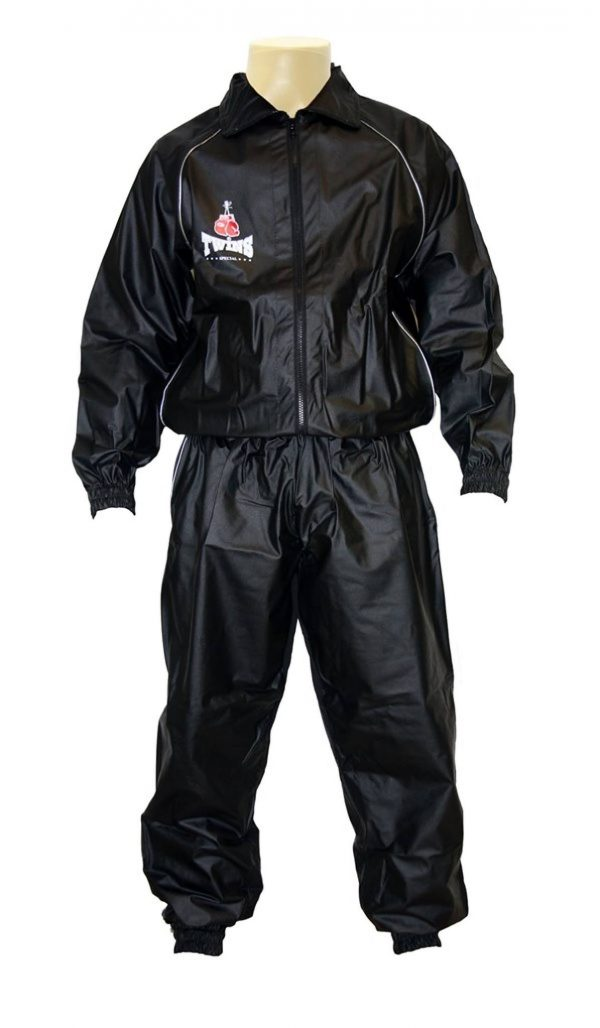 Twins-VSS Sauna Suit-Black