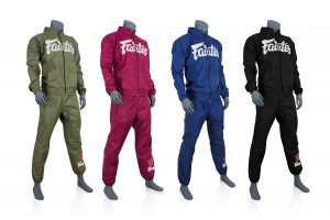 Fairtex Sweat Suit-All Color