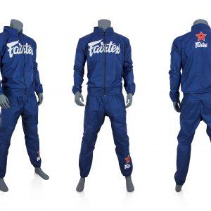 Fairtex-VS2 Sweat Suit-Blue
