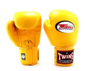 Twins BGVL-3 Yellow Boxing Gloves