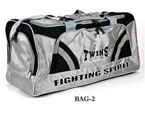Twins BAG2 Gym Bag Grey
