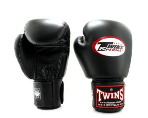 Twins Boxing Gloves BGVL3 Black