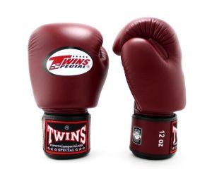 Twins BGVL3 Burgundy Boxing Gloves