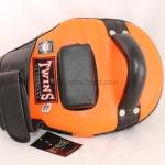 Twins-KPL-11 Kicking Pads-Black Orange