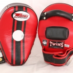 Twins KPL-11 Kicking Pads-Black Red