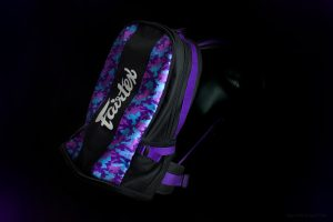 BAG4 Camo Purple Fairtex Backpack