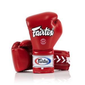 Fairtex BGL7 Pro Training Gloves Mexican Style