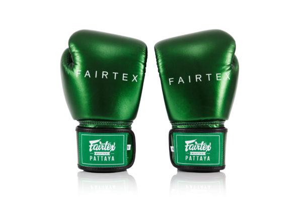 Fairtex BGV22 Green Boxing Gloves