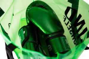 "Fairtex BGV22 ""Metallic"" Boxing Gloves-Green"