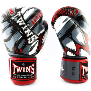 Twins Boxing Gloves -FBGV-55 Demon Red