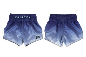 Slim Cut Shorts-BS1905-Blue Fade