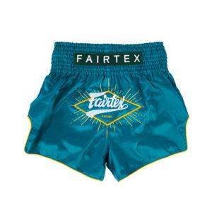 """Fairtex Slim Cut Shorts """"Focus"""""""