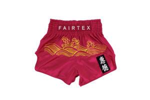 Fairtex-Slim Cut Shorts Golden River